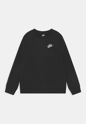 CREW CLUB - Sweatshirt - black/white