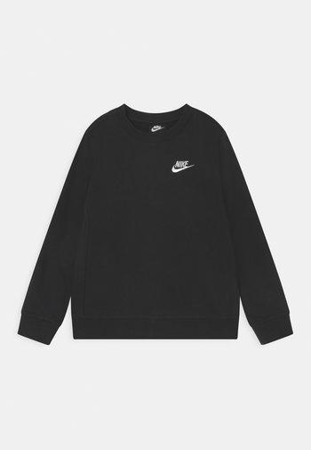 CREW CLUB - Sweatshirts - black/white