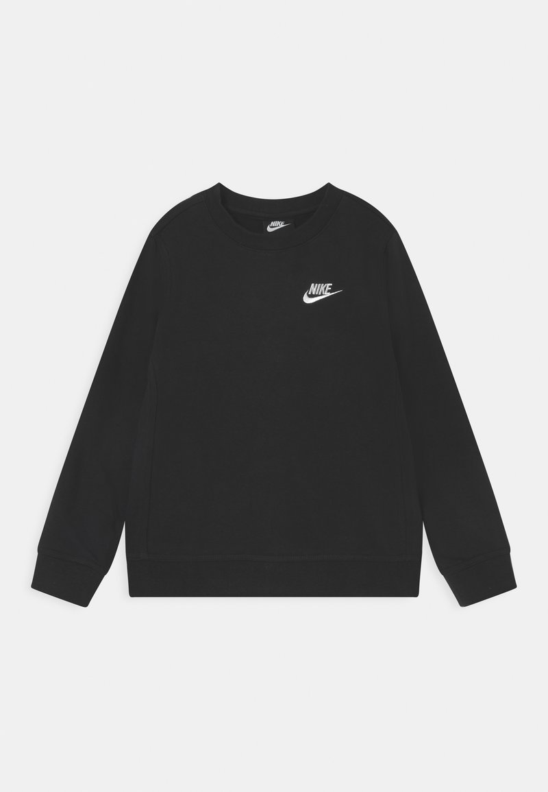 Nike Sportswear - CREW CLUB - Collegepaita - black/white