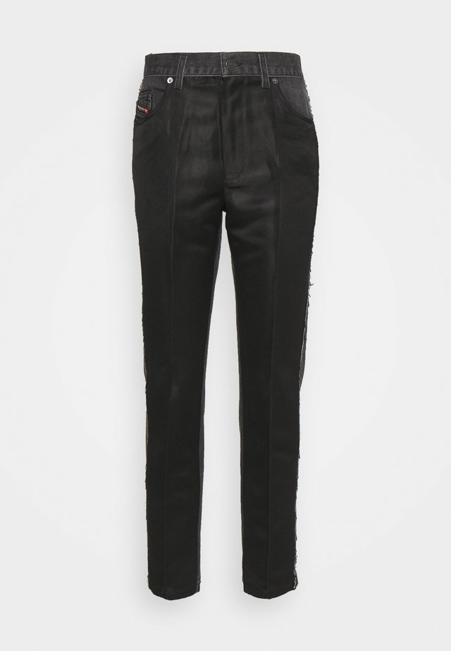 P-BRADLEY-A - Jeans Tapered Fit - black