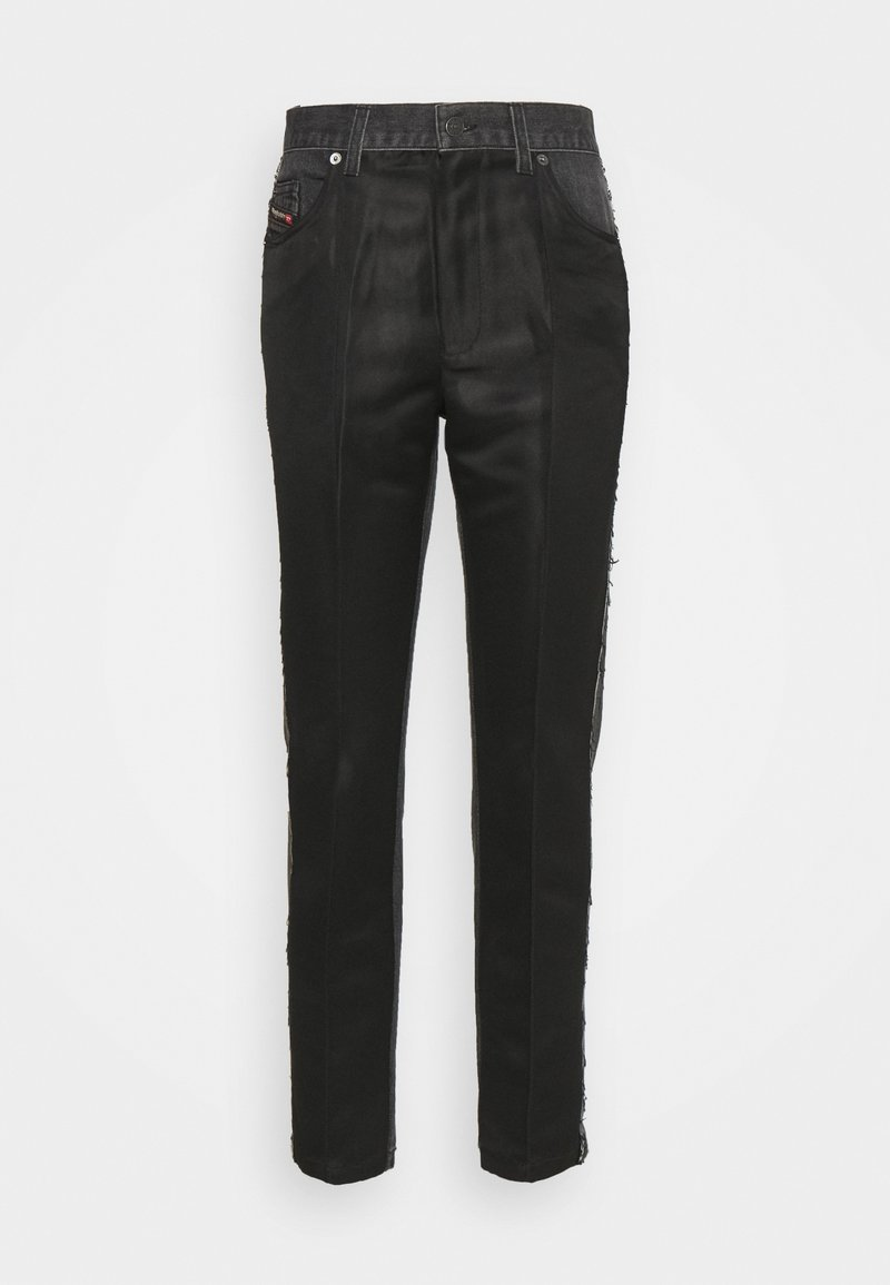 Diesel - P-BRADLEY-A - Jeans Tapered Fit - black