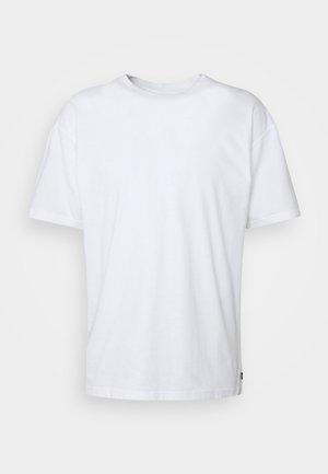 TEE ESSENTIALS UNISEX - Basic T-shirt - white