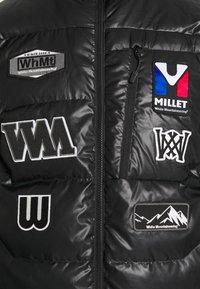 White Mountaineering - MILLET X WM JACKET - Down jacket - black - 3