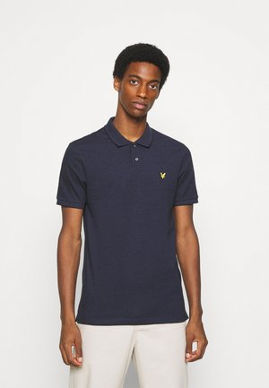 OXFORD  - Polo - jet black/ navy