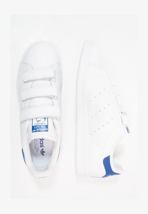 STAN SMITH - Sneaker low - ftwwht/ftwwht/croyal