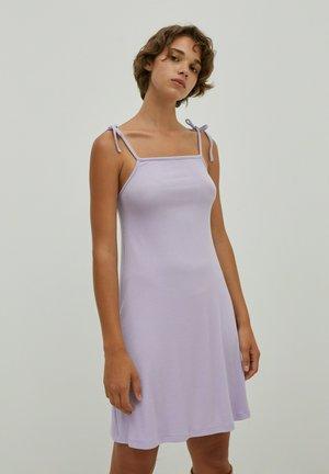 HALLIE - Day dress - lila