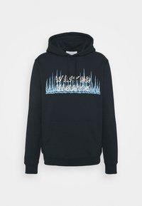 YAVI ARCHIE - WINTER NIGHTS - Sweatshirt - navy - 3