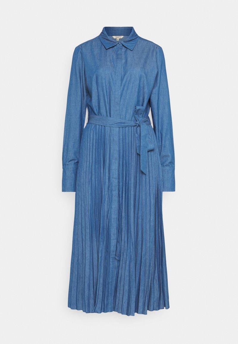 Herrlicher - ANNALINA PLEATED - Denim dress - medium