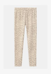 GAP - GIRL COZY  - Legíny - off-white - 0