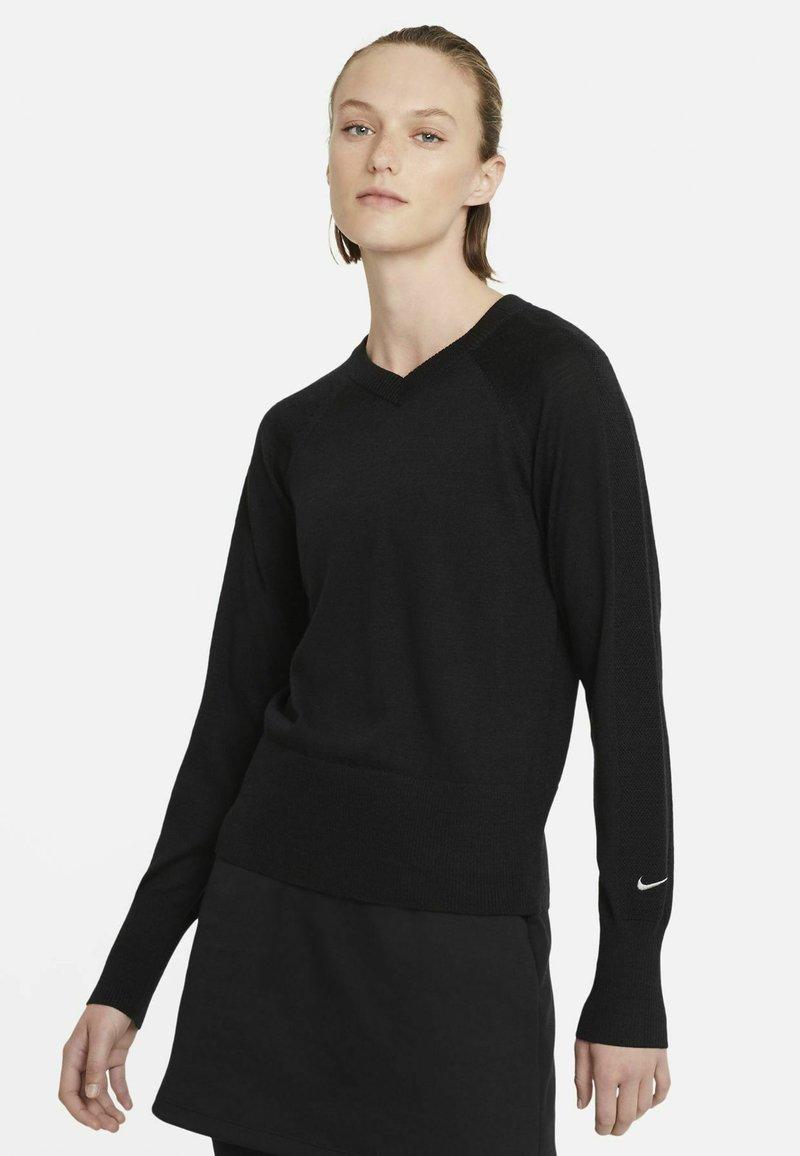 Nike Golf - Mikina - black