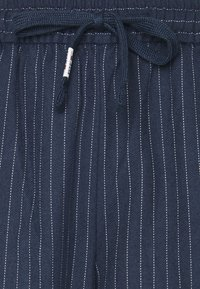 Tommy Jeans - PINSTRIPE PANT - Trousers - twilight navy/white - 6