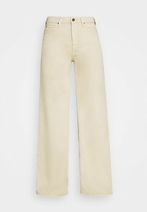 STELLA A LINE - Flared Jeans - sand