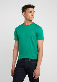 Polo Ralph Lauren - T-shirt basique - jerry green - 0