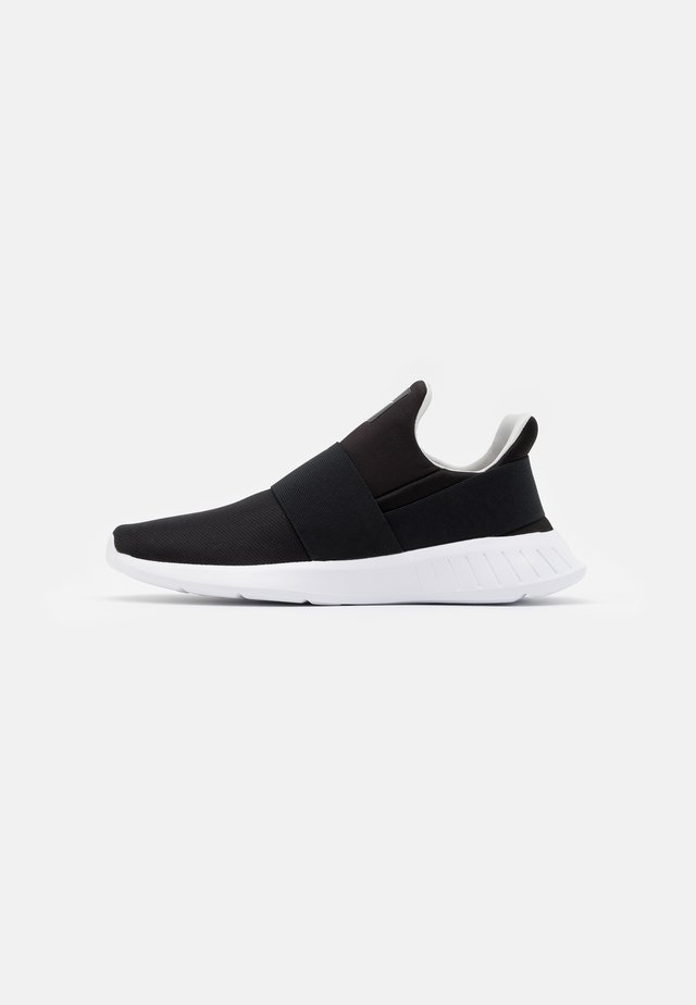 LITE SLIP 2.0 - Scarpe running neutre - black/pure grey two/glasspink