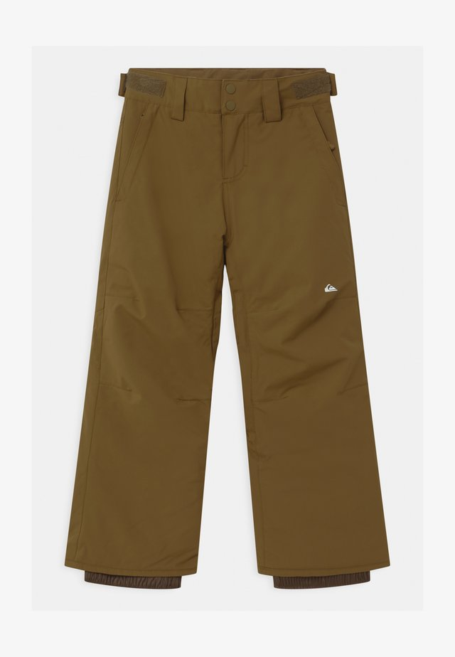 ESTATE UNISEX - Snow pants - military olive