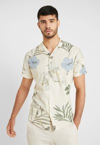 Jack & Jones PREMIUM - KLASSISCHES HAWAII - Skjorter - white - 0
