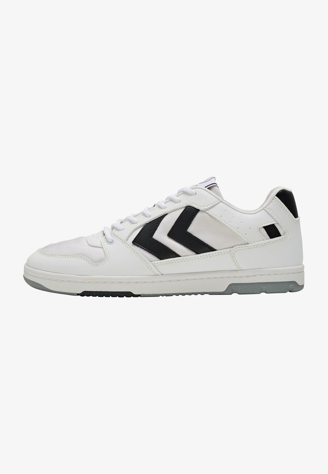 POWER PLAY VEGAN ARCHIVE - Trainers - white/anthracite