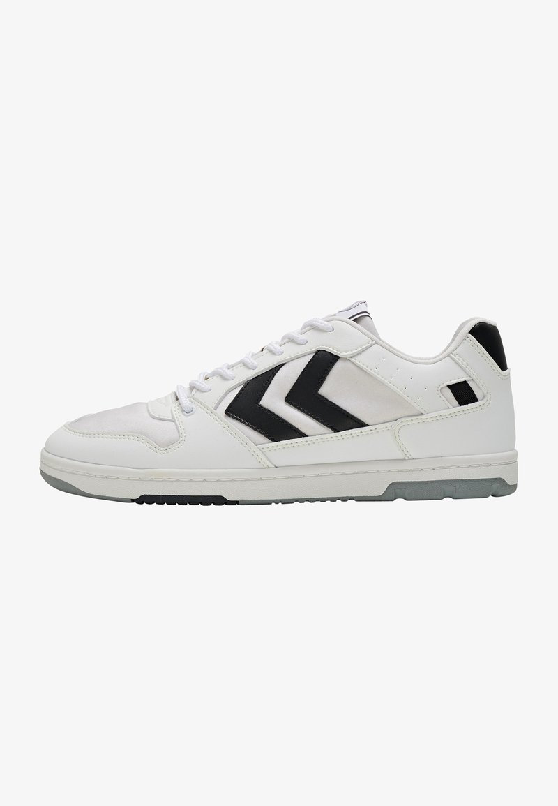Hummel Hive - POWER PLAY VEGAN ARCHIVE - Sneakersy niskie - white/anthracite