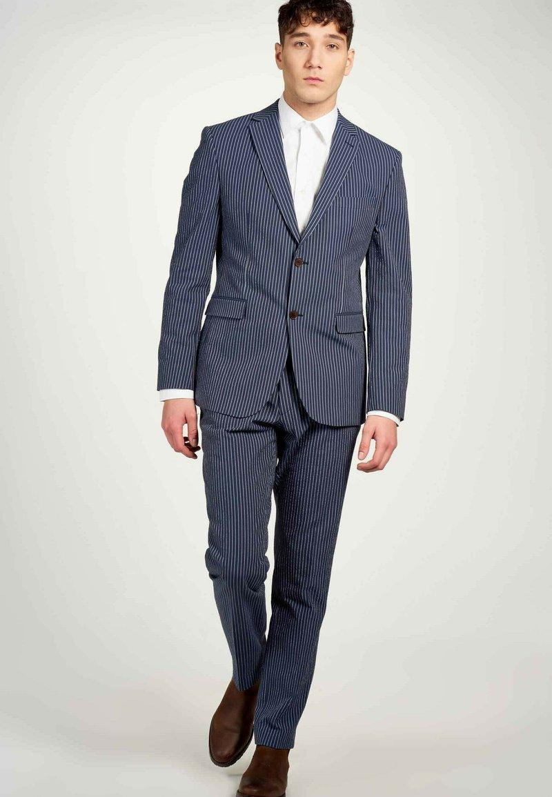 MDB IMPECCABLE - Blazer jacket - dark blue