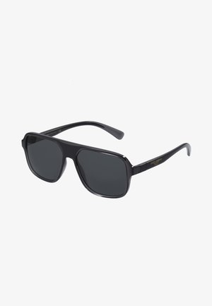 Sunglasses - transparent grey/black