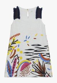 Catimini - DRESS - Žerzejové šaty - white - 1