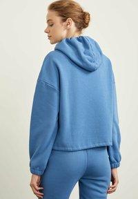 DeFacto - Hættetrøjer - blue - 1