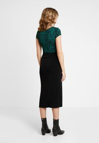 KIOMI - Maxi skirt - black - 2