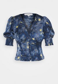 Never Fully Dressed - MOON AND STARS SHORTSLEEVE LINDOS - Blůza - navy multi - 4