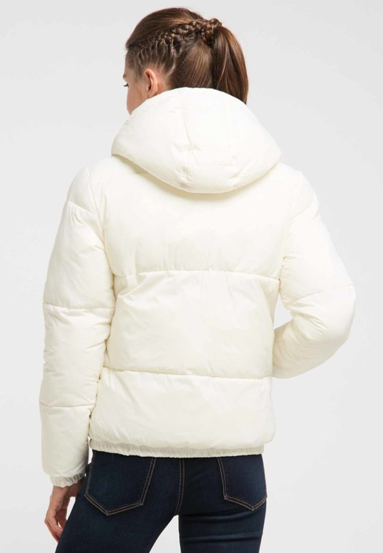 Limited New Women's Clothing myMo Winter jacket white tlPQ8Ar6R