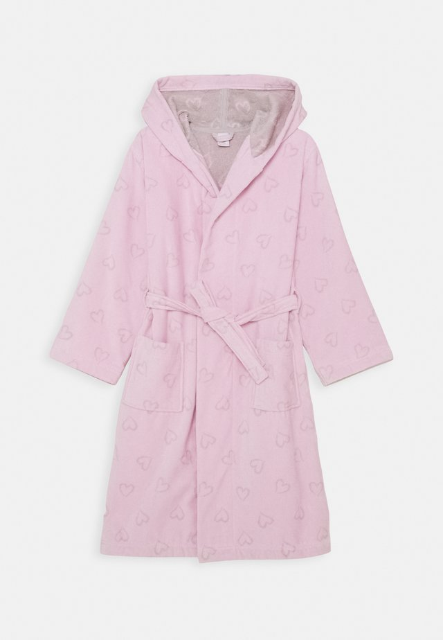 KIDS BATHROBE - Morgonrock - sorbet