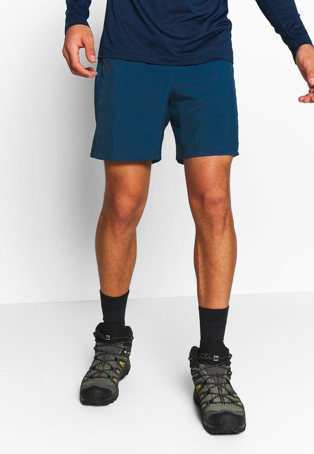 AGILE SHORT  - kurze Sporthose - poseidon
