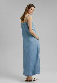 Esprit - Maxi dress - blue bleached - 2