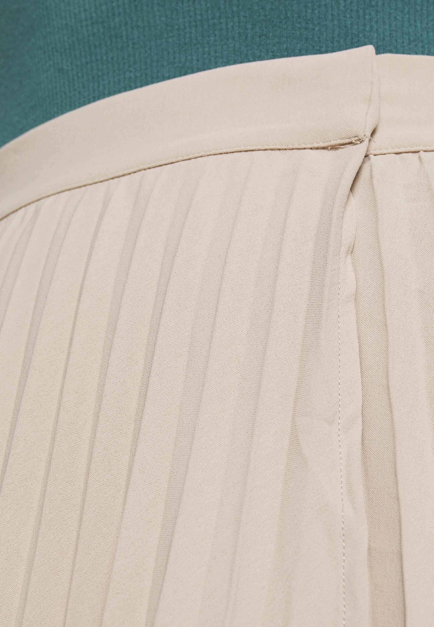 Descuento Ropa de mujer EDITED NORA SKIRT Falda acampanada beige C1WaPL