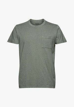 Basic T-shirt - light khaki
