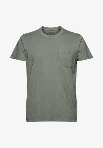 Basic T-shirt - light khaki