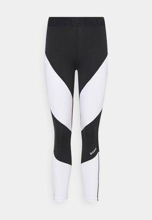 REGULAR BLOCK  - Leggings - brilliant white