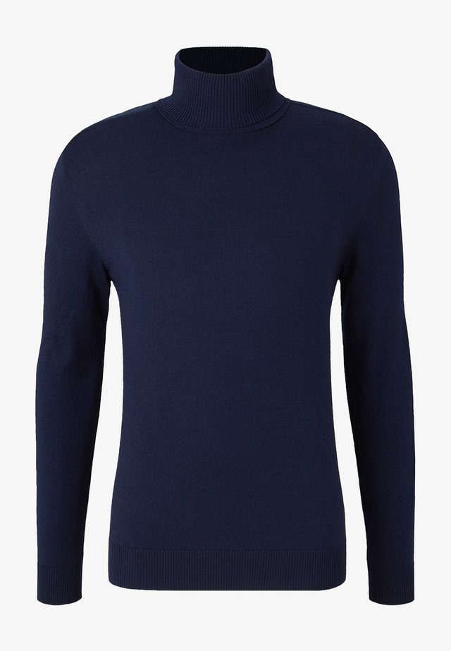GORDON - Pullover - navy-blau