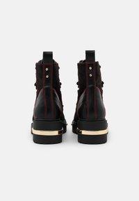 River Island - Platform ankle boots - black - 3