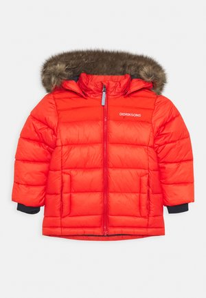 DIGORY KIDS - Winter jacket - poppy red