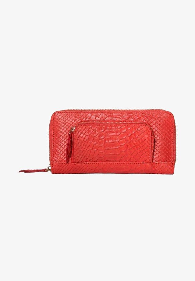 Wallet - rouge