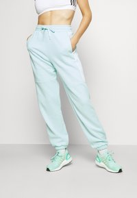 adidas Performance - SPORT - Pantalones deportivos - halo mint - 0