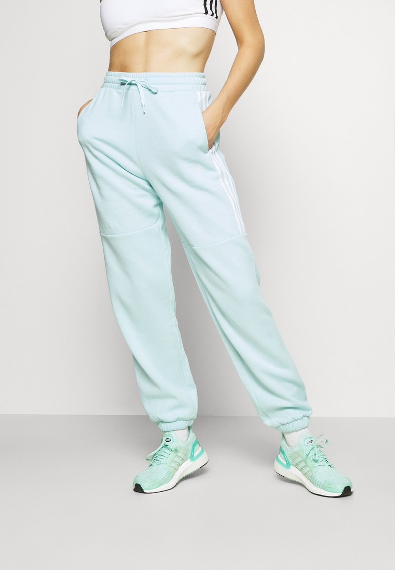 adidas Performance - SPORT - Pantalones deportivos - halo mint