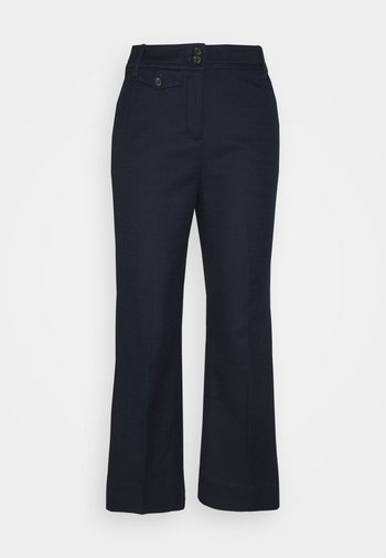 SOLID ANDERSON PANT GRASSCLOTH