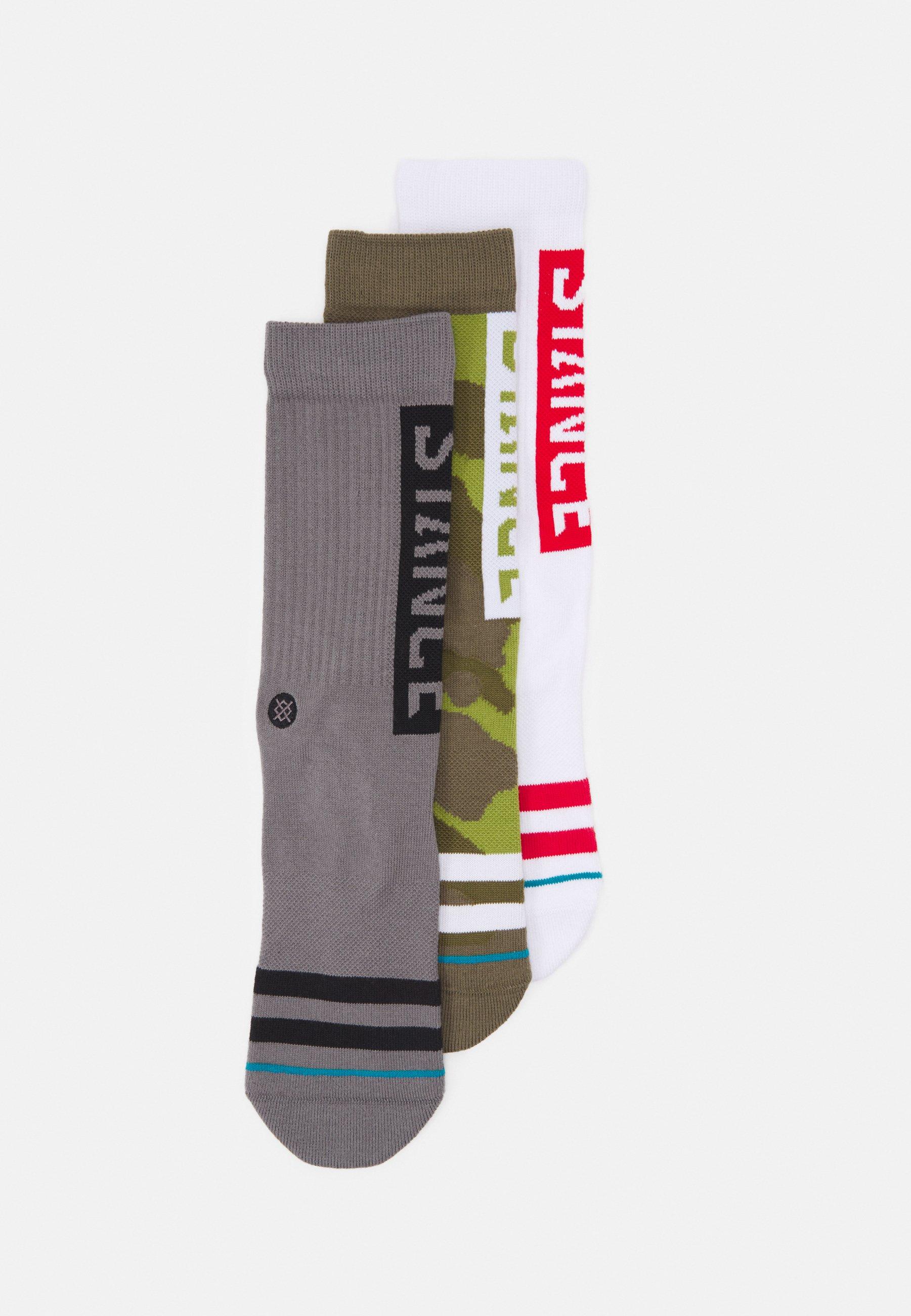 Men THE OG 3 PACK - Socks