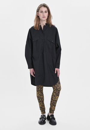 Leggings - Trousers - bubble dot