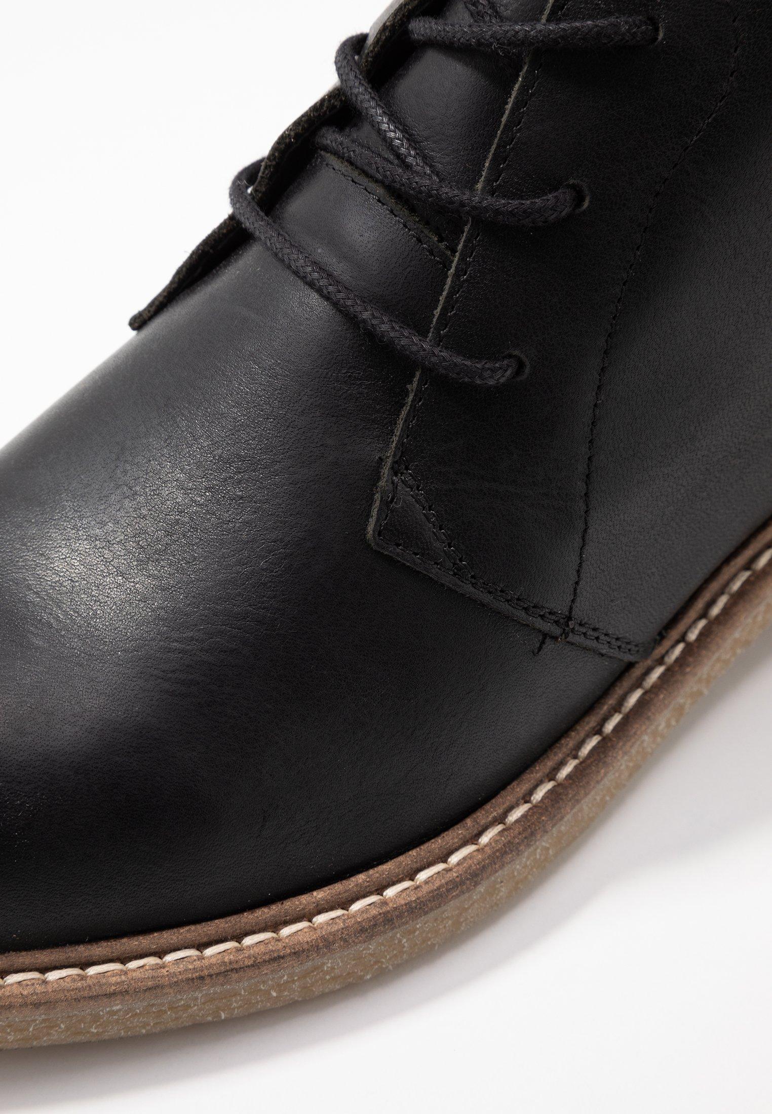 HUB TOMAR Ankle Boot black/schwarz