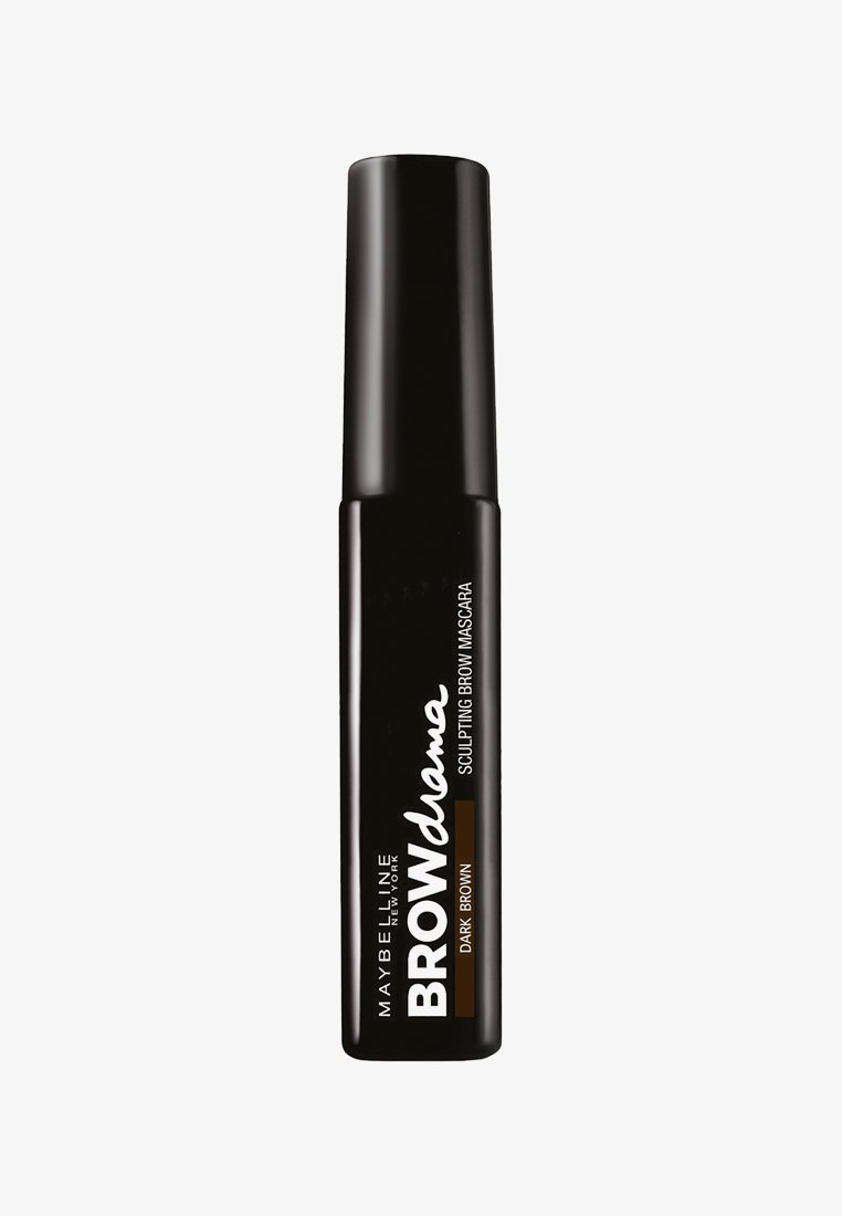 Maybelline New York - BROW DRAMA AUGENBRAUEN-GEL - Eyebrow gel - dark brown