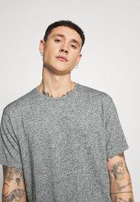 AllSaints - NEPTUNE CREW - Basic T-shirt - grey mouline - 4