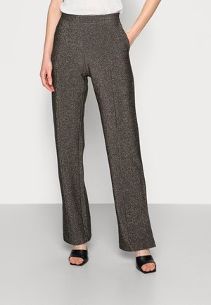 DAY ALLURE - Trousers - seagull