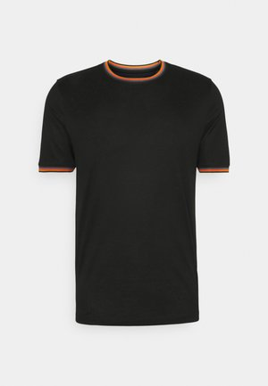 GENTS - Camiseta estampada - black